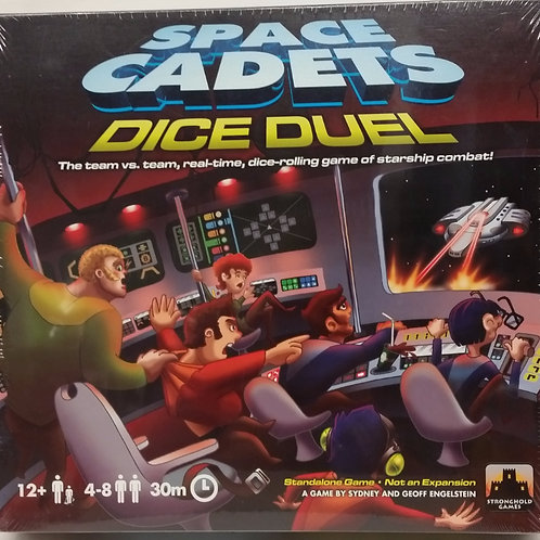 Space Cadets Dice Game