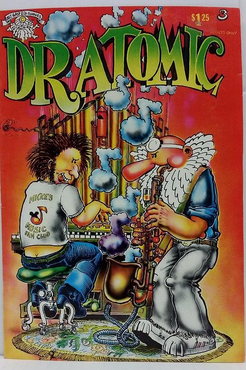 Dr. Atomic #3 (5th Printing)