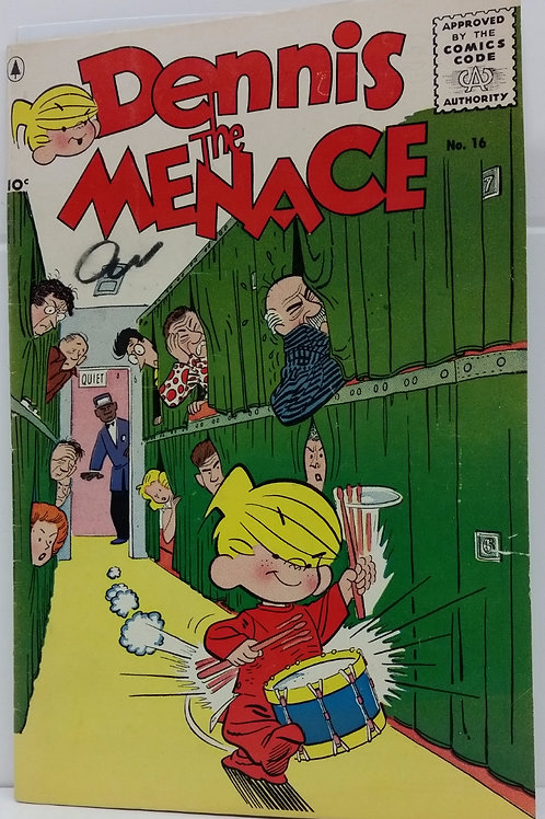Dennis The Menace #16