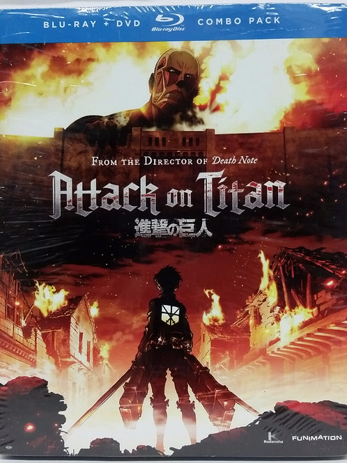 Attack On Titan Television Series