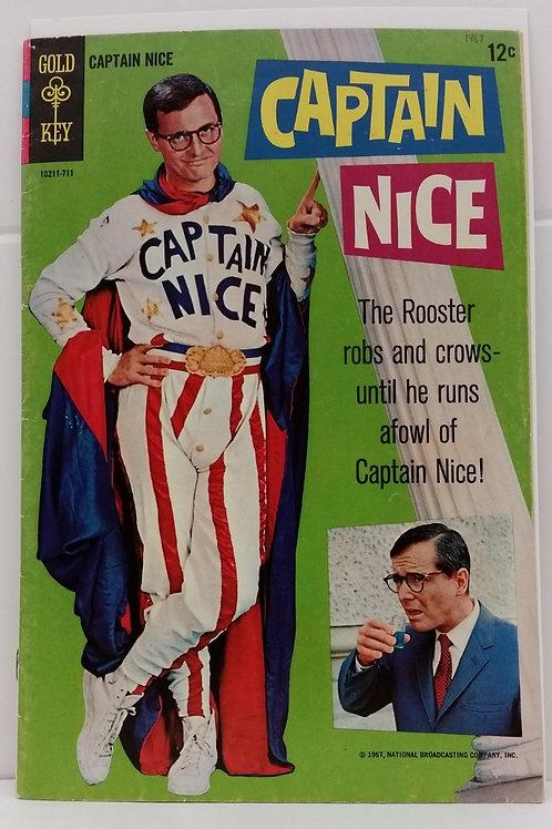 Captain Nice #1