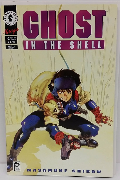Ghost In the Shell - #2 of 8