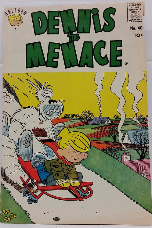 Dennis The Menace #40