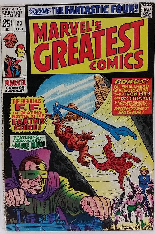 Marvel's Greatest Comics #23