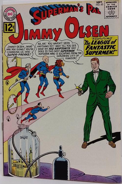 Jimmy Olsen #63