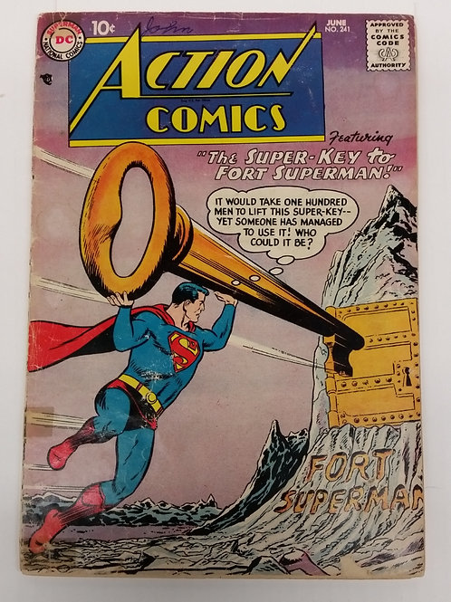 Action Comics #241 Vol. 1
