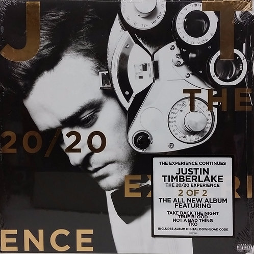 Justin Timberlake: 20/20 Experience