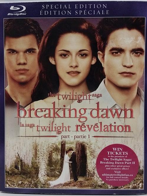 Twilight: Breaking Dawn Part I