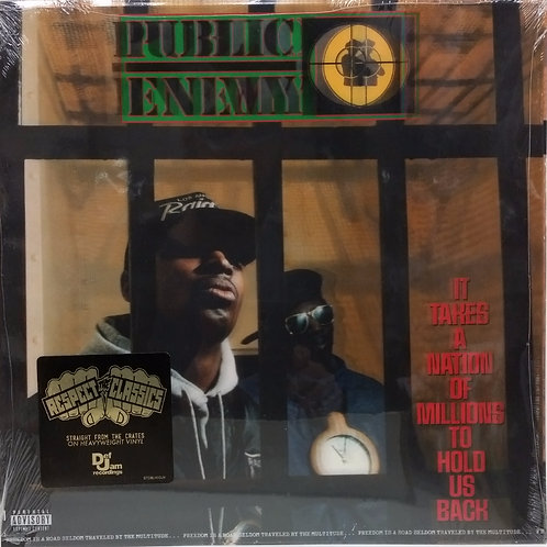 Public Enemy: It Takes Nations Of Millions...