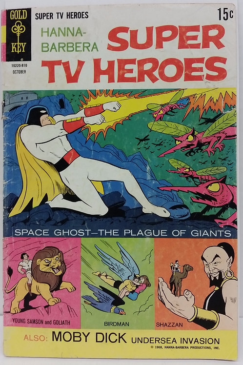 Hanna-Barbera Super TV Heroes #3