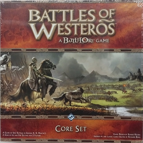Battle Of Westeros Core Game