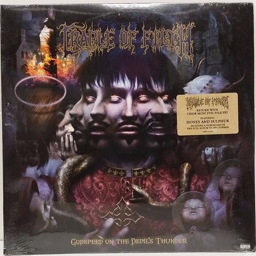 Cradle Of Filth: Godspeed On The Devil's Thunder
