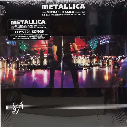 Metallica: S&M (with Michael Kamen Conducting)