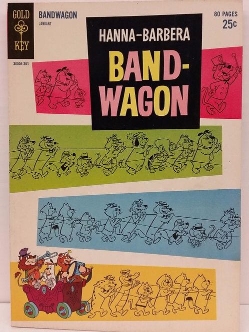 Hanna-Barbera Band Wagon