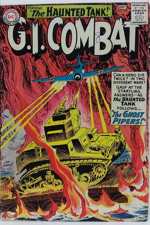G. I. Combat #107