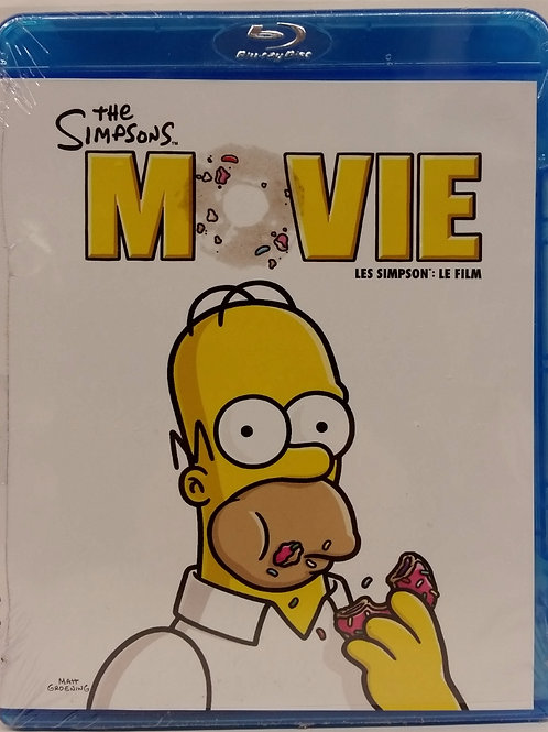 The Simpsons Movie.