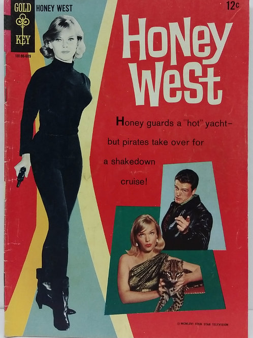 Honey West #1