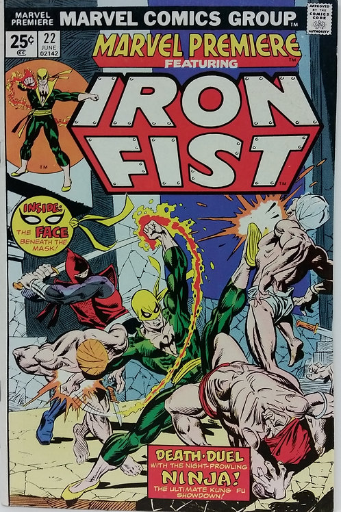 Marvel Premiere #22