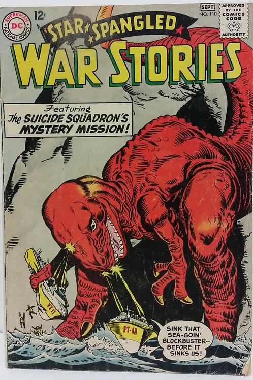 Star Spangled War Stories #110