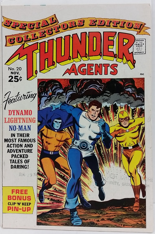 Thunder A.G.E.N.T.S. #20