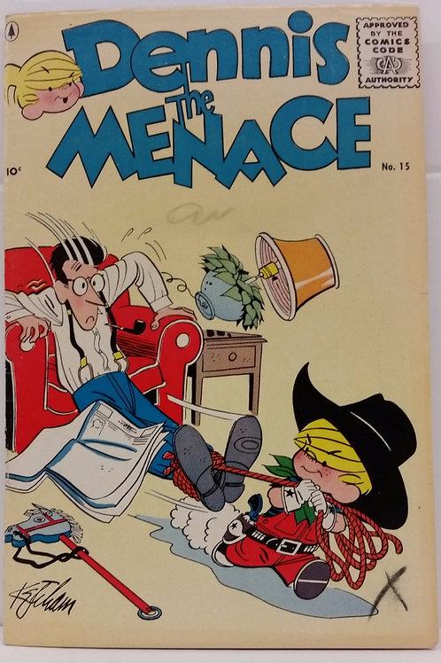 Dennis The Menace #15