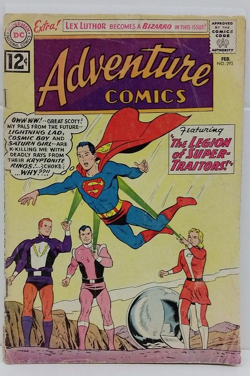 Adventure Comics #293 Vol. 1