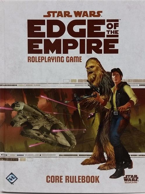 Star Wars: Edge Of The Empire RPG Core Book