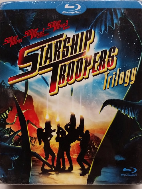 Starship Troopers Trilogy