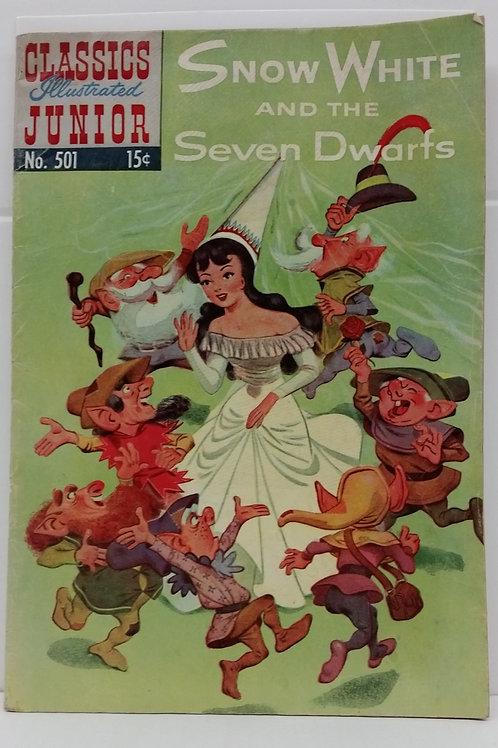 Classics Illustrated Junior #501