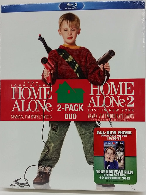 Home Alone 2-Pack Duo