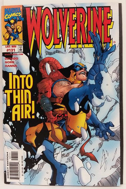Wolverine Vol. 2 - #131