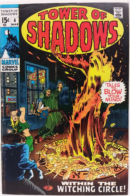 Tower Of Shadows #4