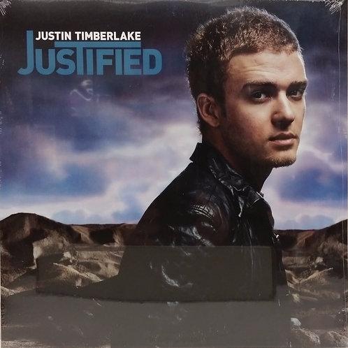 Justin Timberlake: Justified