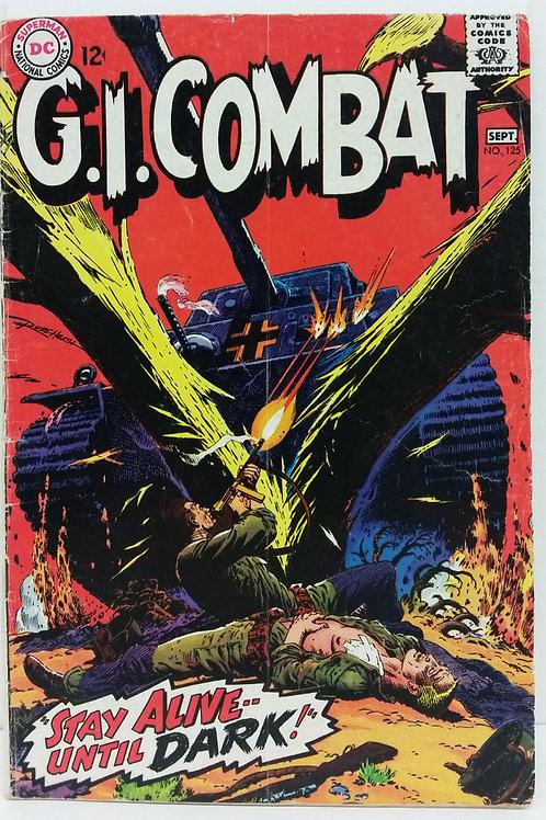 G.I. Combat #125