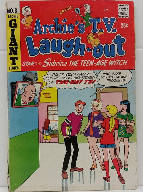 Archie's T.V. Laugh-Out #3