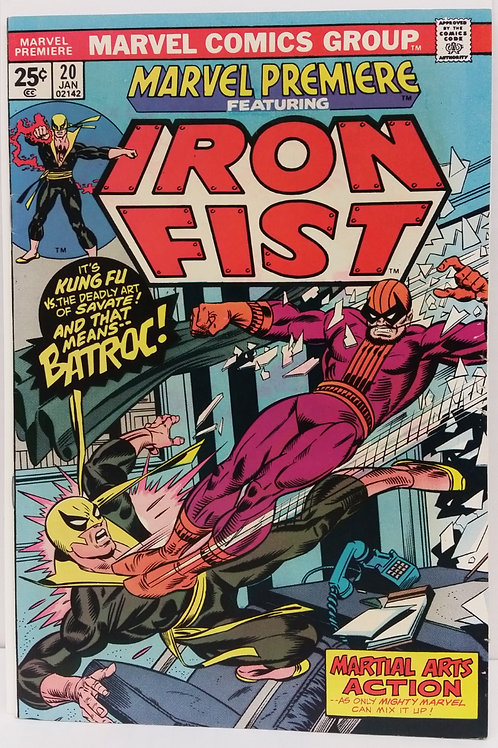 Marvel Premiere #20