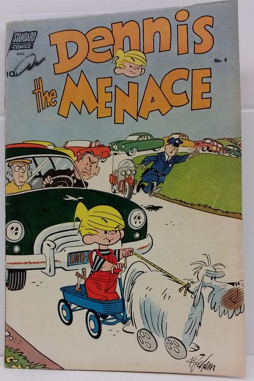 Dennis The Menace #4