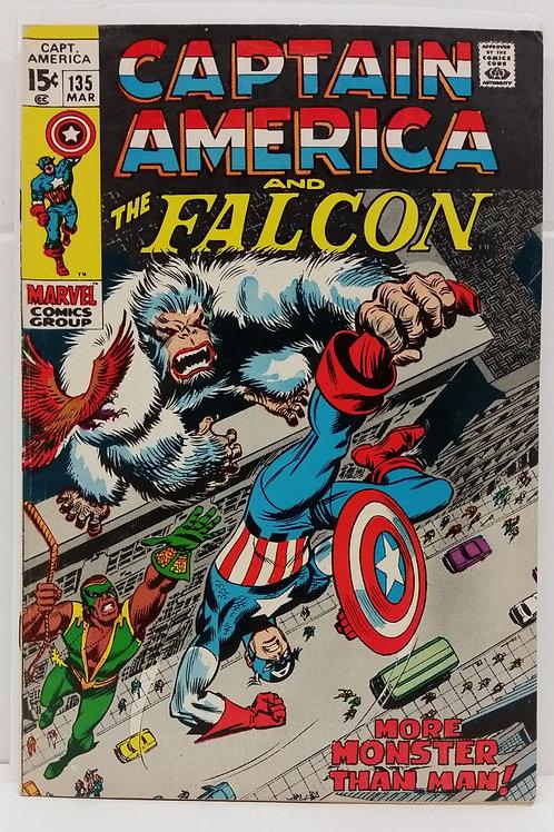 Captain America #135 Vol. 1