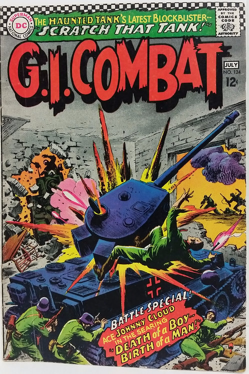 G.I. Combat #124