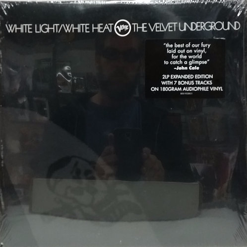 Velvet Underground: White Light/White Heat