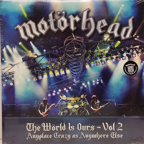 Motorhead: The World Is Ours Vol. 2