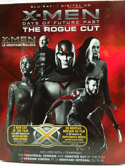 X-Men: Days Of Future Past. Rogue Cut