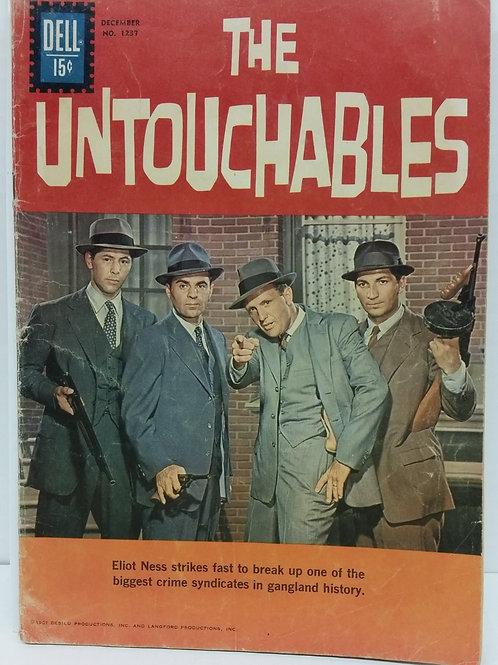 Four Color Series #1237 (Series 2): Untouchables.