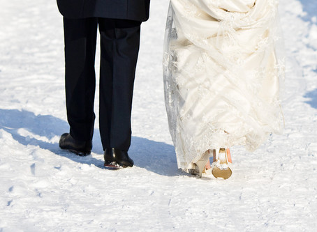 5 Top Tips For Planning A Winter Wedding