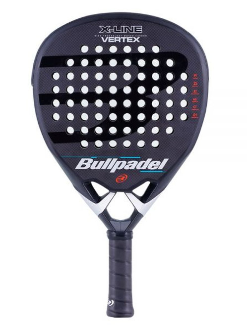 Bullpadel Vertex X-Line Black