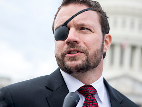 Bill Maher gets owned by Dan Crenshaw