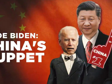 The Puppet President-Elect: China Brags About Deals Made With Biden Family