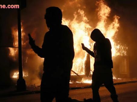 Riots Continue in Minneapolis