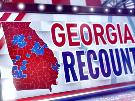 Georgia County discovers 2600 ballots that were not counted.