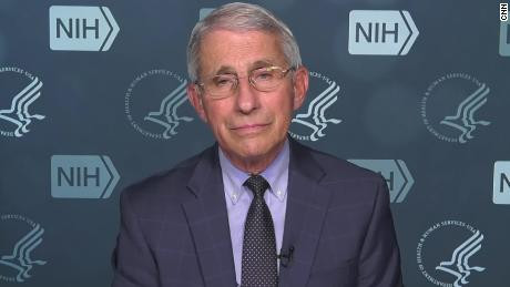 Fauci Recommends Wearing Goggles or Eye Shields to Protect against Coronavirus